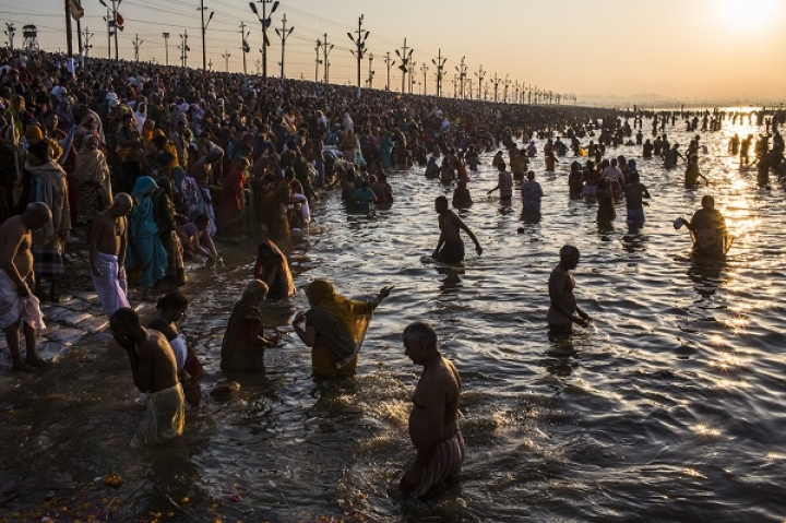Spiritual 'Growth': Kumbh Mela To Generate Rs 1.2 Lakh Crore Revenue And 600,000 Jobs, Says CII Report