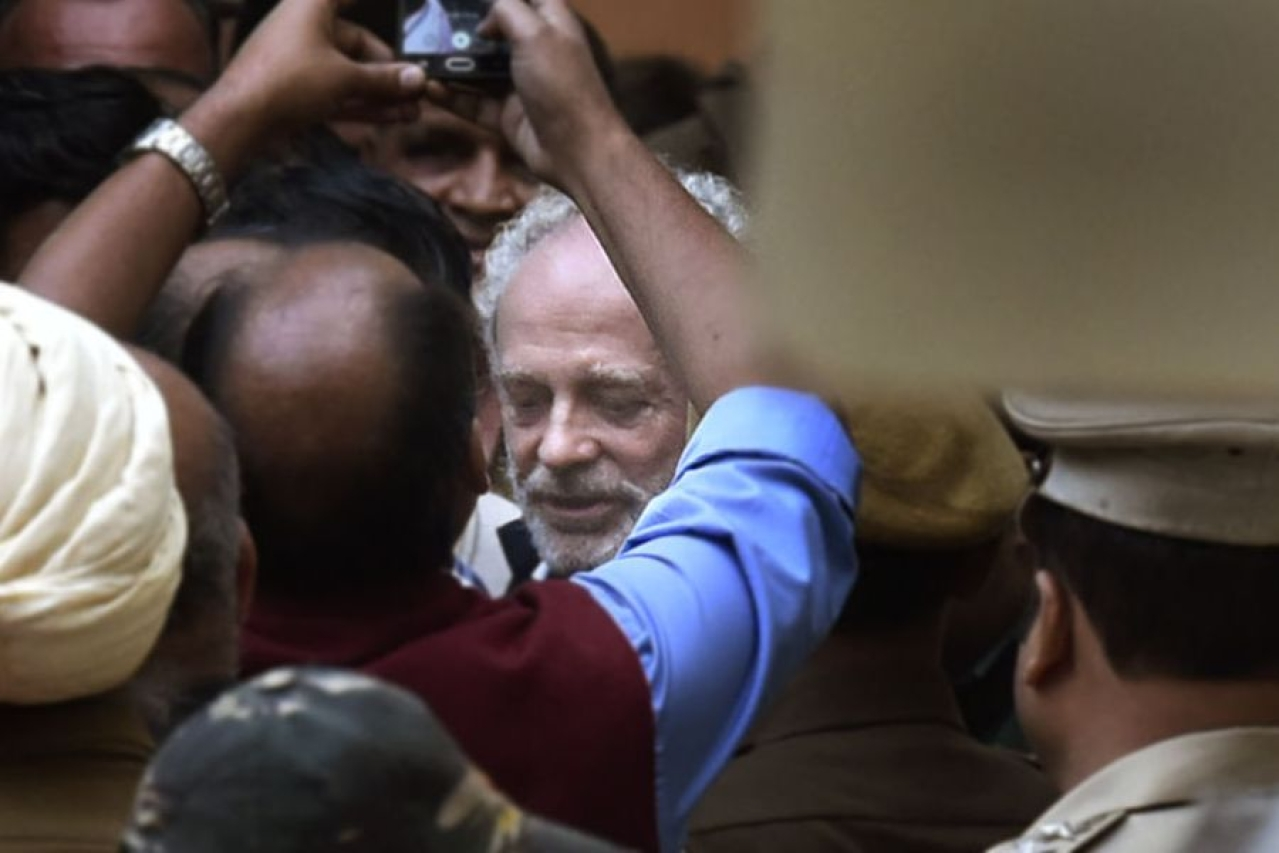 India  Allows Consular Access To AugustaWestland Middleman Christian Michel