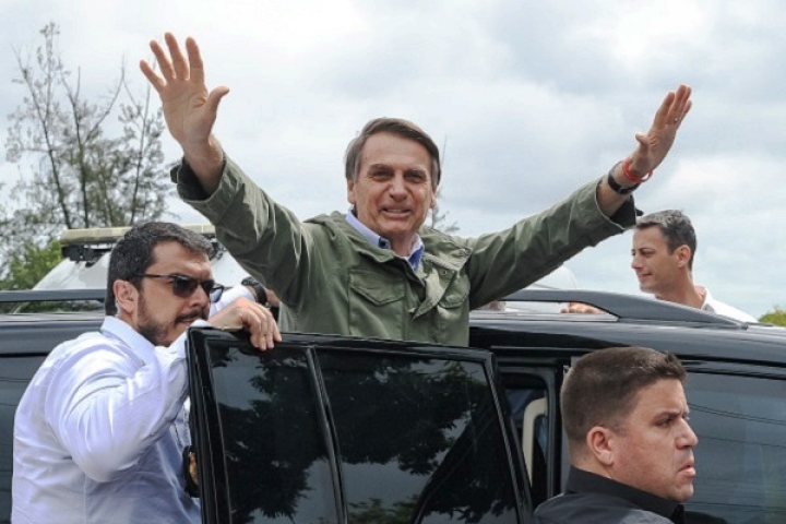 The Next Guantanamo? Firebrand Right Wing Brazilian President Jair Bolsonaro Open To Hosting US Military Base