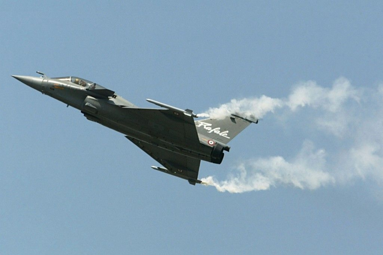 Aircraft Fighter, Rafale, of Dassault Aviation Company (Pascal Le Segretain/Getty Images)