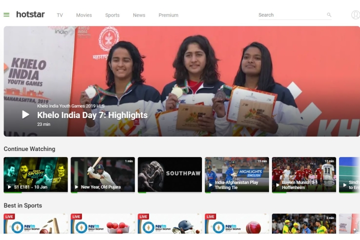 Catching Up To Foreign Rivals: Hotstar Ups Content Creation Game, To Add Slew Of Web Originals This Quarter