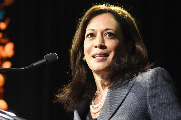 Indian-Origin Kamala Devi Harris Throws Her Hat Into The US Presidential Race