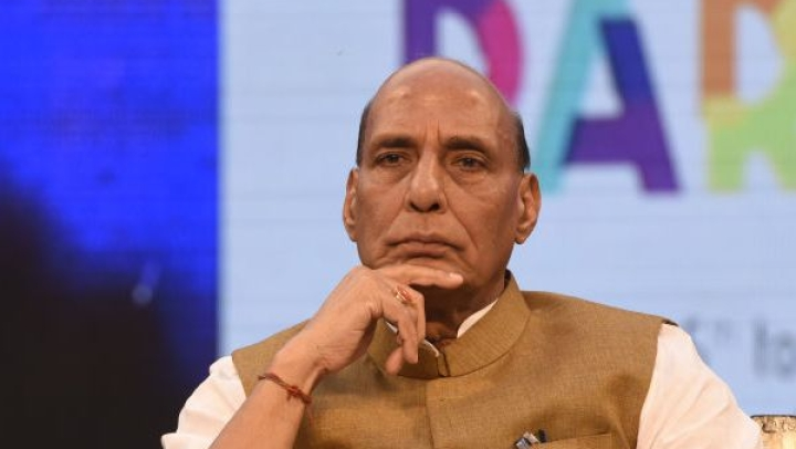 [Watch] 'Nothing Can Stop Pakistan From Breaking Into Pieces': Defence Minister Rajnath Singh