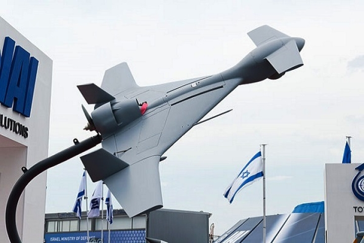 Indian Air Force To Acquire 15 HAROP Anti-Radiation Homing Drones From Israel To Cripple Enemy Surveillance