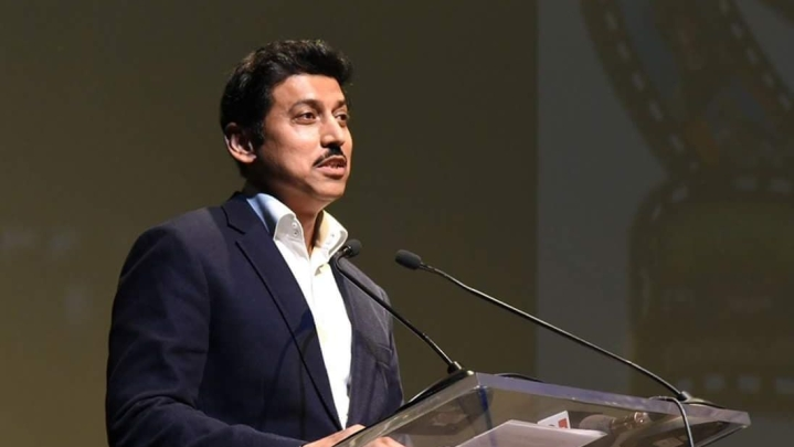 Elections 2019: Like 2014, Rajyavardhan Rathore On Track To Win Jaipur Rural Seat, Leads By 4 Lakh Votes