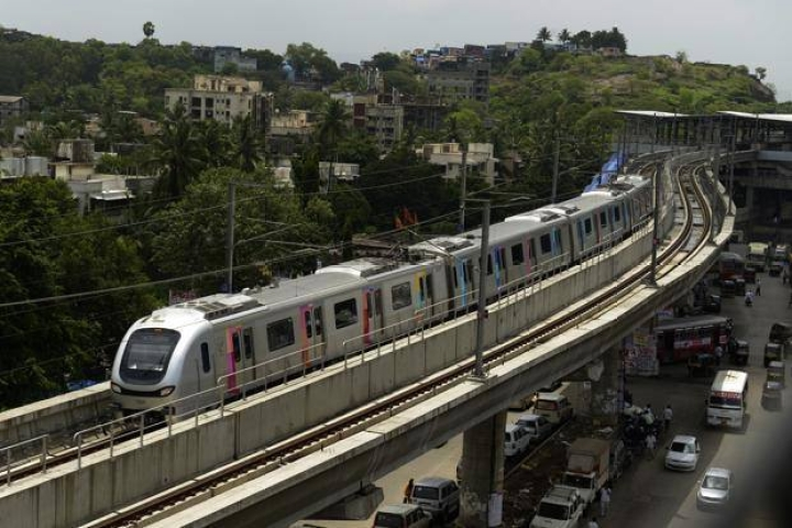 Mumbai Metro Having The Time Of Its Life: Clocks Record Ridership Thanks To Erstwhile BEST Strike