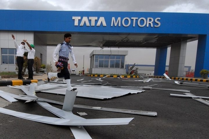 Tata Motors Posts Rs 27,000 Crore Quarterly Loss, Largest In India's Corporate History