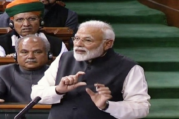 'My Crime Is Being Born In A Poor Family Who Is Challenging Their Sultanate': PM Modi Takes On The Opposition