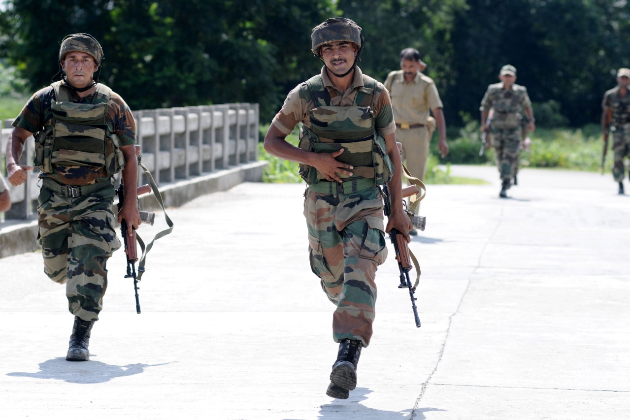 Five Army Personnel Including Major Martyred In Encounter With Terrorists In Pulwama