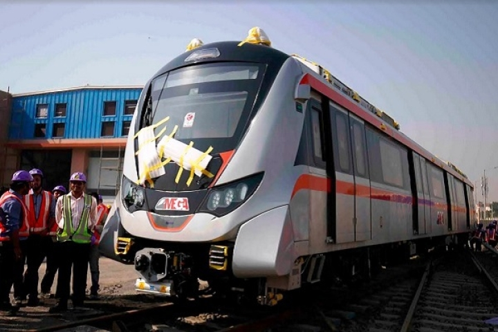 Ahmedabad Metro: GMRC Conducts First Trail Run, Services To Start From March Between Vastral-Theltej Gam