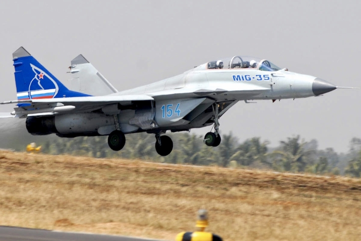 Russia Offers Made In India MiG-35s To Indian Air Force; Claims To Be 20 Per Cent Cheaper Than Competitors