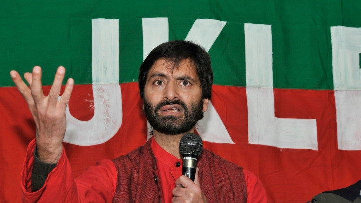 NIA To File Chargesheet Under UAPA Against Yasin Malik, Other Separatists In Terror Funding Case On Thursday