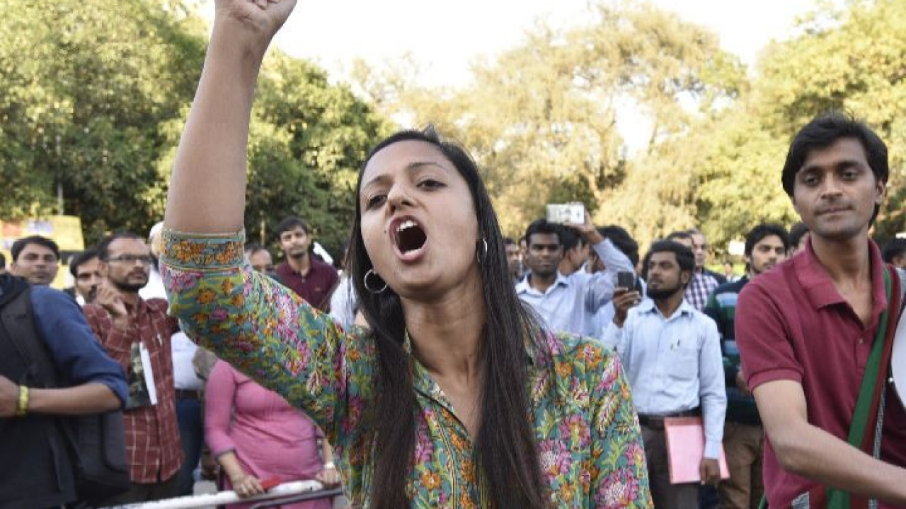 Controversial Activist Shehla Rashid Quits  Politics In Just 6 Months, Attacks Centre For Holding Elections In J&K