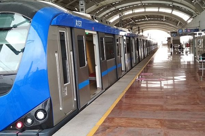 Chennai Metro: CMRL Floats Tenders For Wi-Fi Connectivity Across Phase I; Dynamic Maps To Show Routes To Commuters
