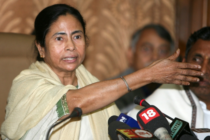 Mamata Declares That She Doesn't Trust Exit Polls After NDA Projected To Win As Many As 26 Seats In West Bengal