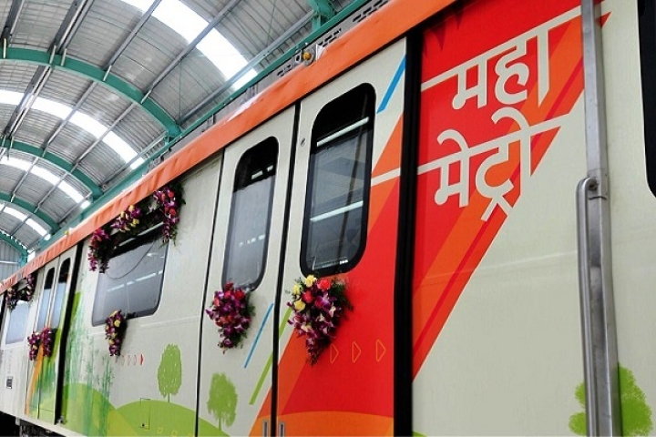 Nagpur Metro Starts Operations On Sitabuldi-Khapri Route; To Benefit MIHAN, Hingna Industrial Estate Employees