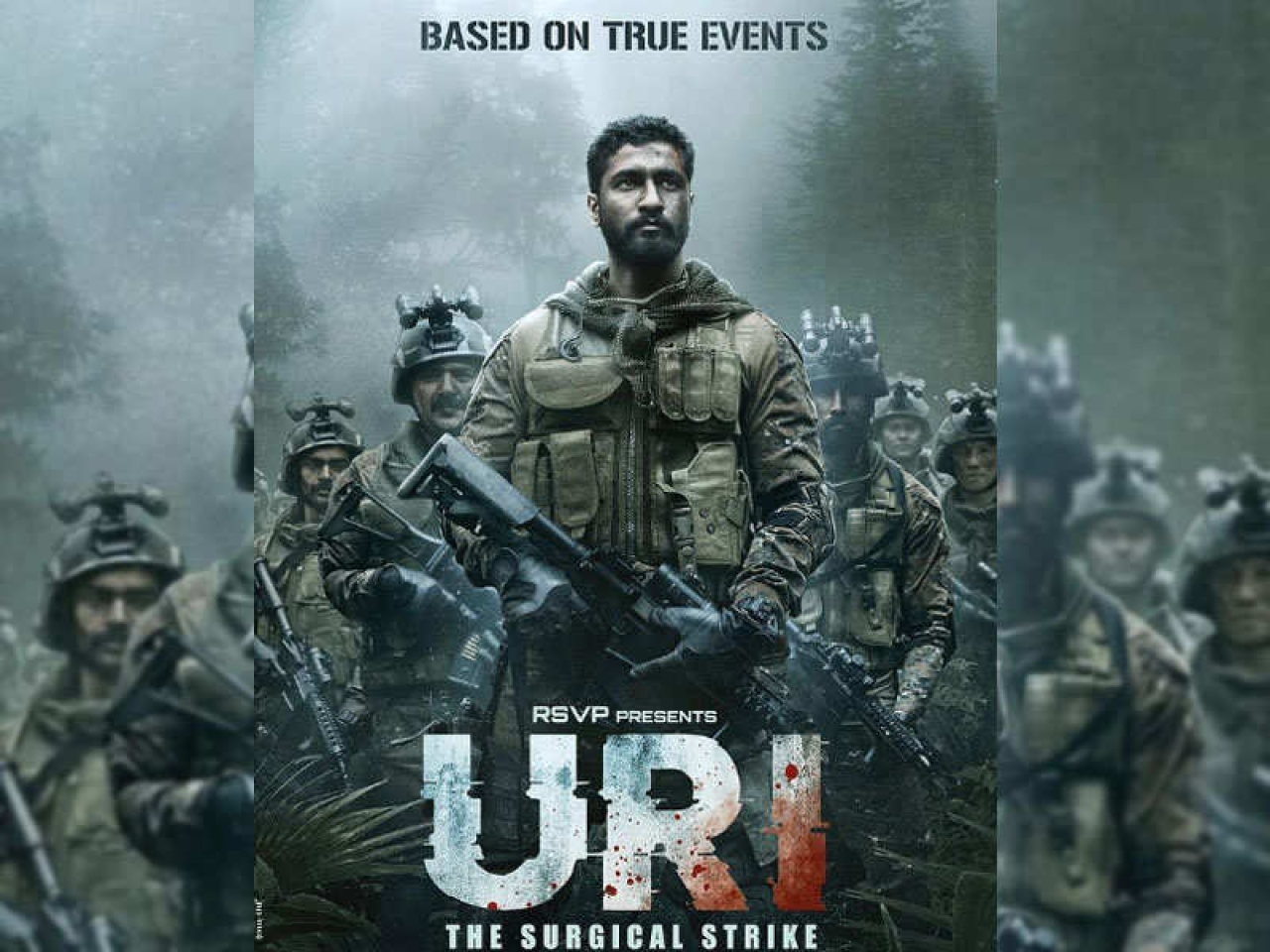 The Josh Remains High: Uri Smashes All-Time Records Held By Baahubali For Day 23 And Day 24 Collections