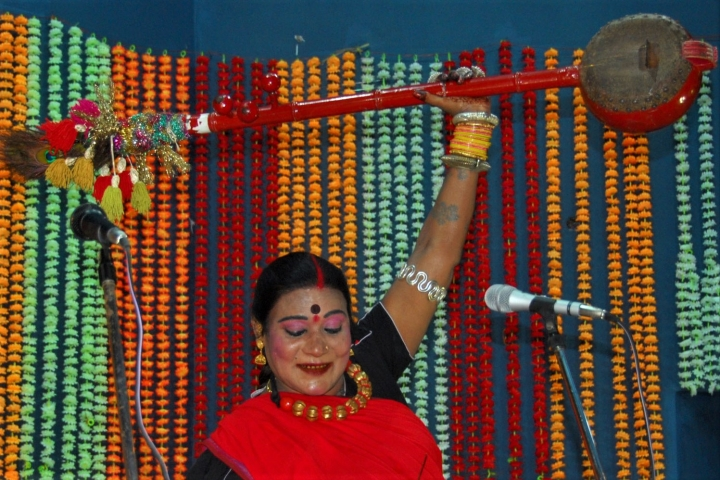 How Padma Vibhushan Teejan Bai Has Strummed The Solo String Of Her Ektara For Six Decades Now To Preserve The Art Of Pandavani