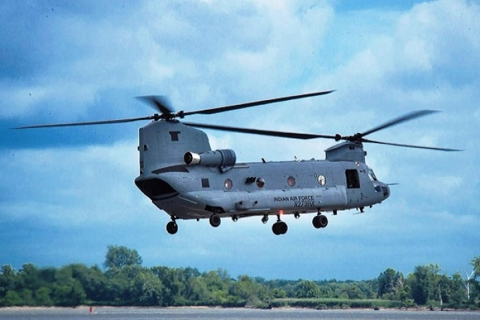 Indian Air Force Gets Delivery Of Two More Chinook Helicopters From Boeing; Total Strength Rises To Six