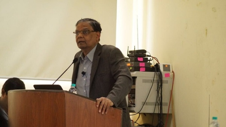 'Modi Government's Track Record Is Splendid, NDA Cleaned Up UPA's Mess': Noted Economist Arvind Panagariya