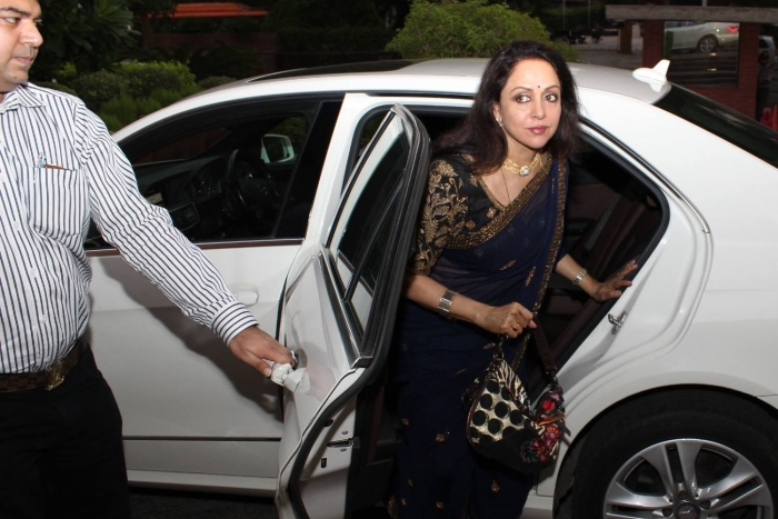 Hema Malini Isn't Cut Out For Politics, But That Doesn't Matter In Mathura Which Is Voting For Modi