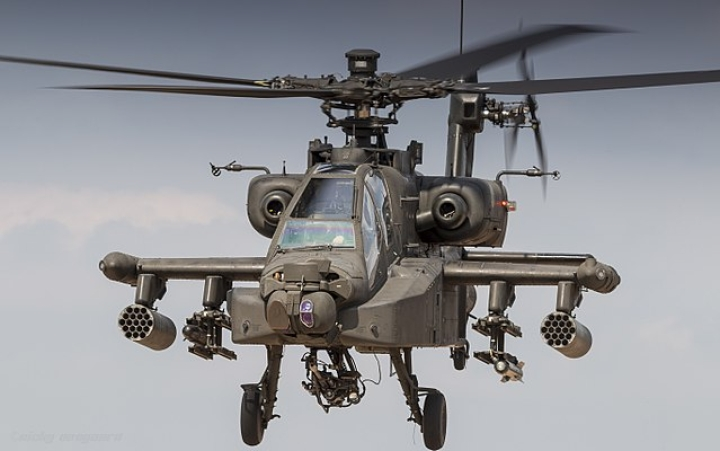 Indian Army Set To Sign Deal For Six AH-64E Apache  Attack Helicopters Early Next Year