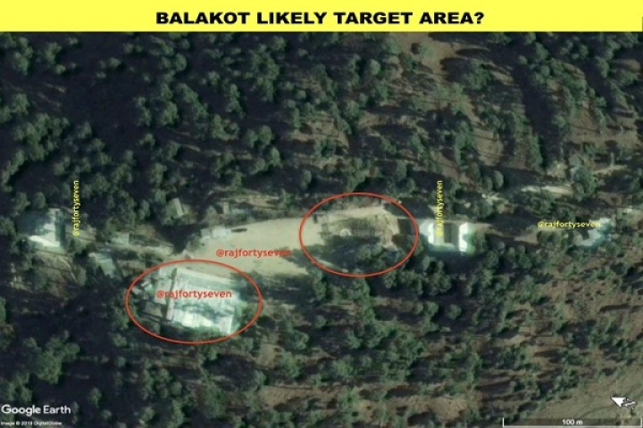 How Pakistan Was Tricked Into Leaving LoC Space Open For Attack: Officials Tell Radar Imagery Confirms 4 Targets Hit