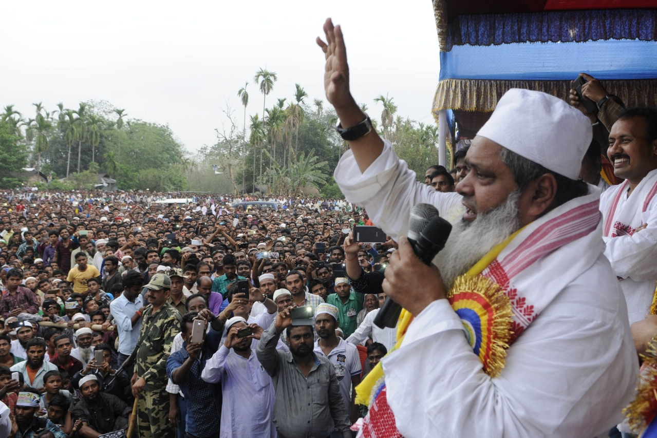 'Will Throw Modi Out Of This Country, Then He Can Sell Tea': Controversial AIUDF Chief Badruddin Ajmal