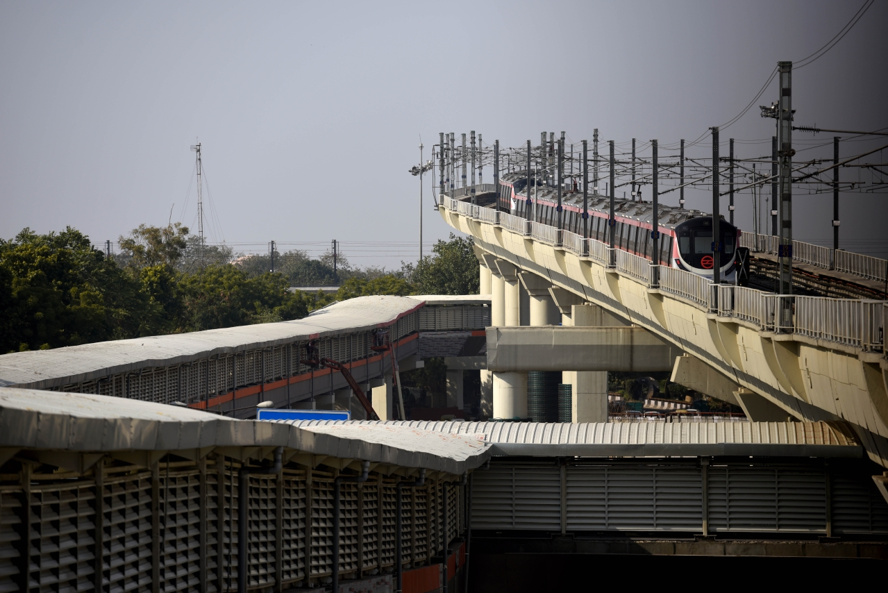 Gujarat: Union Government Gives Nod To The Ahmedabad-Gandhinagar Metro Phase-II