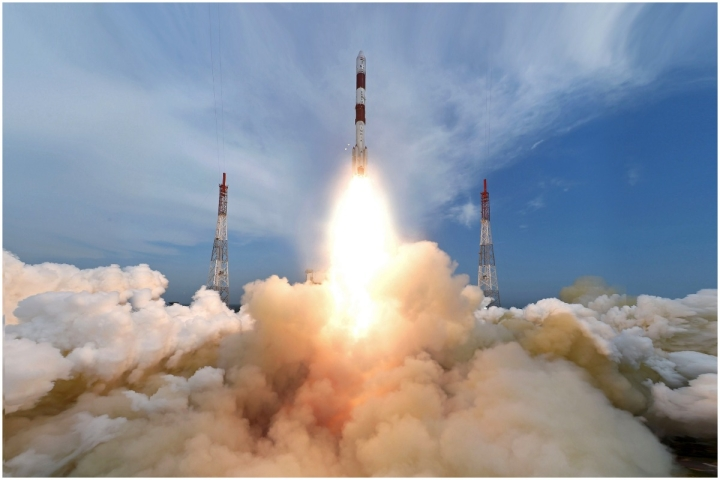 This 'Insider's Account Of ISRO' Gives The Reader A Front Seat In Orbit