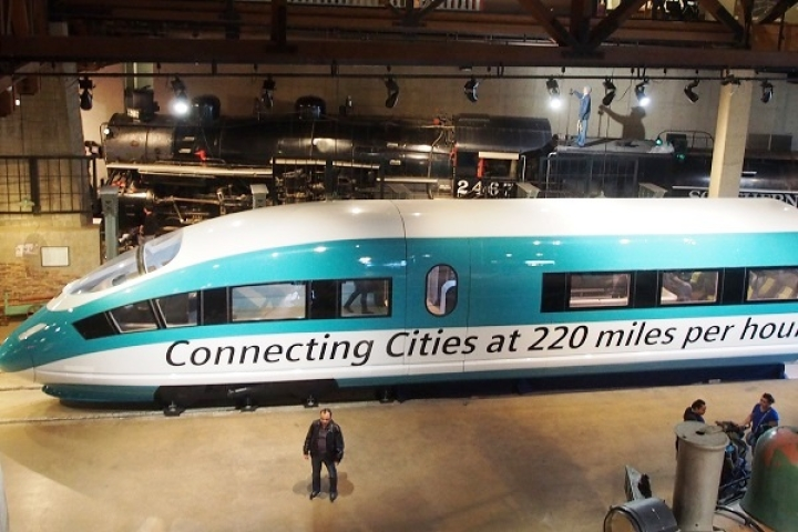 'Bullet Train' To Nowhere? Marred By Delays, Cost Overruns California High Speed Rail In Big Trouble As Trump Cancels Federal Funding