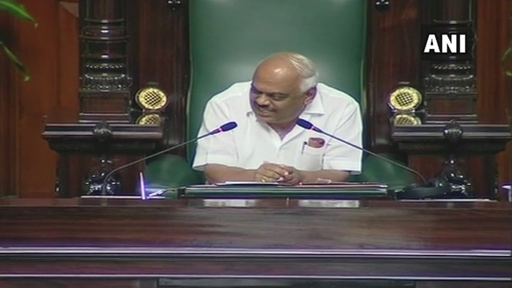 Karnataka Governor Steps In: Directs Speaker To Complete Trust Vote By Today Amid Time-Wasting Allegations