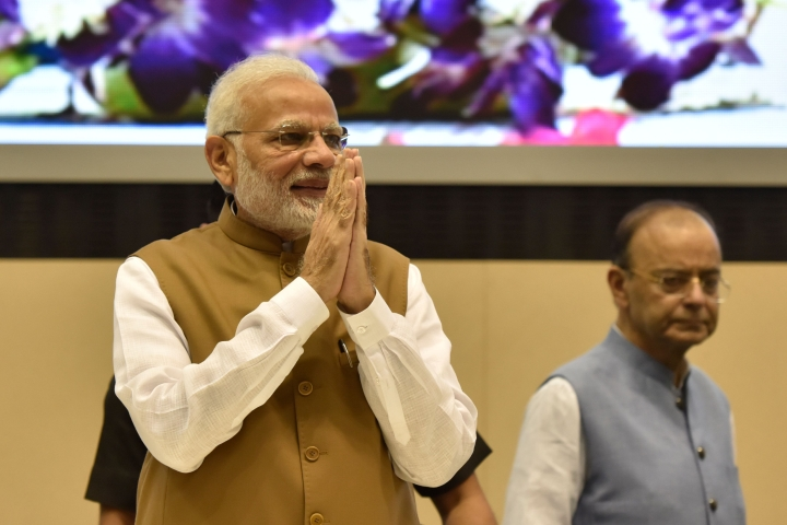 #Budget2019: Modi Government Delivers For Middle Class; Full Tax Rebate For Income Up To Rs 5 Lakh