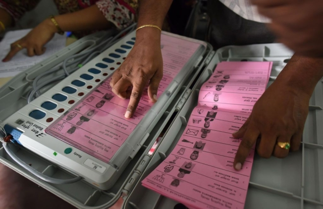 Once Again, Congress And Allies Have Problems With EVMs; Once Again, Here's Why They Shouldn't