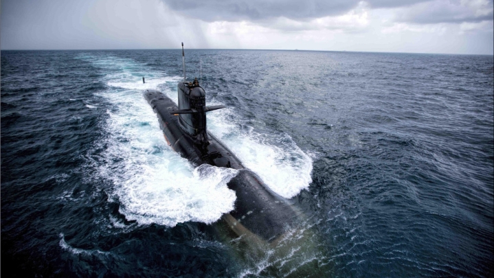 Indian Navy's Fledging Nautical Might: DAC Approves $5.6 Billion Contract For Six Diesel-Electric Submarines
