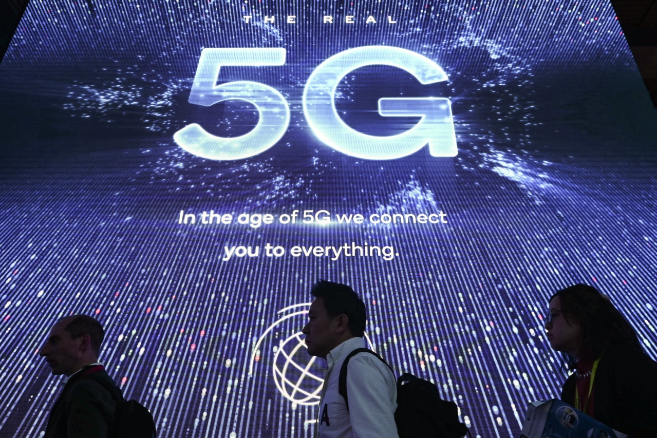 5G auction is the next big challenge.