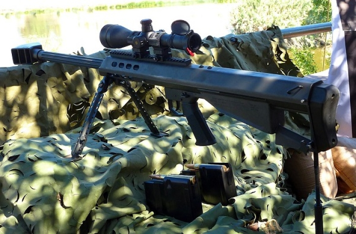 For The First Time, Two Indigenously-Developed Sniper Rifles Produced By Bengaluru-Based Firm