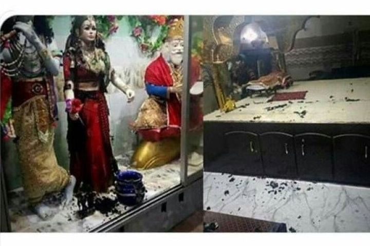 Naya Pakistan? Holy Books, Idols Set On Fire At Hindu Temple In Sindh; Imran Khan Orders Investigation