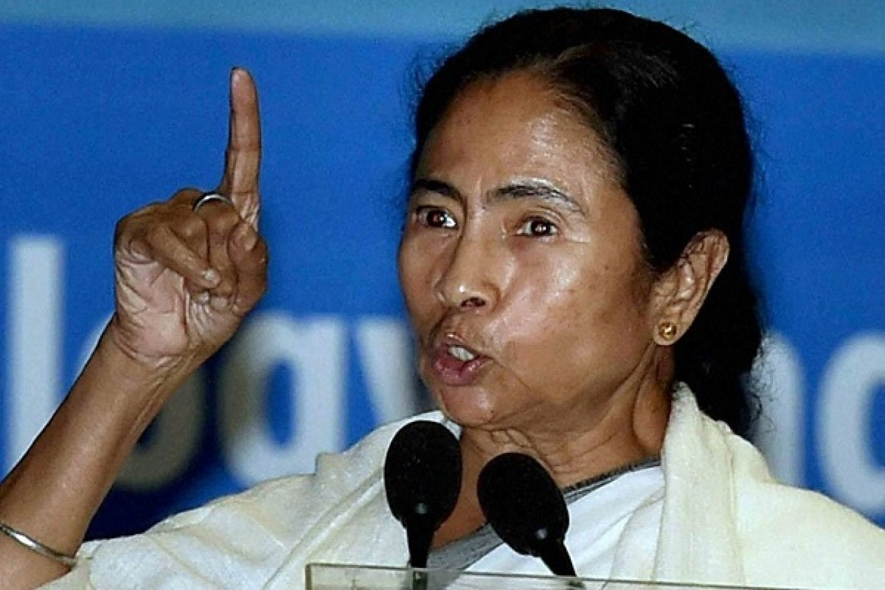 After Mamata Vowed To Take Action, Ten People Arrested For Chanting 'Jai Shri Ram' In Bhatpara