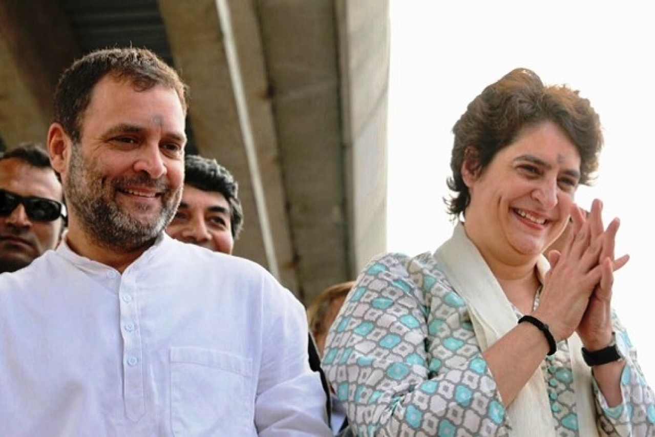 Thieves Strike Priyanka Gandhi's Lucknow Road Show;  50 Phones Including Those Of Congress Leaders Stolen