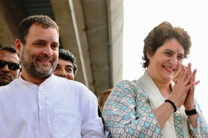 Priyanka Vadra Asks Wayanad To Take Care Of Her 'Truest Friend' Rahul Gandhi As He Files Nomination Papers