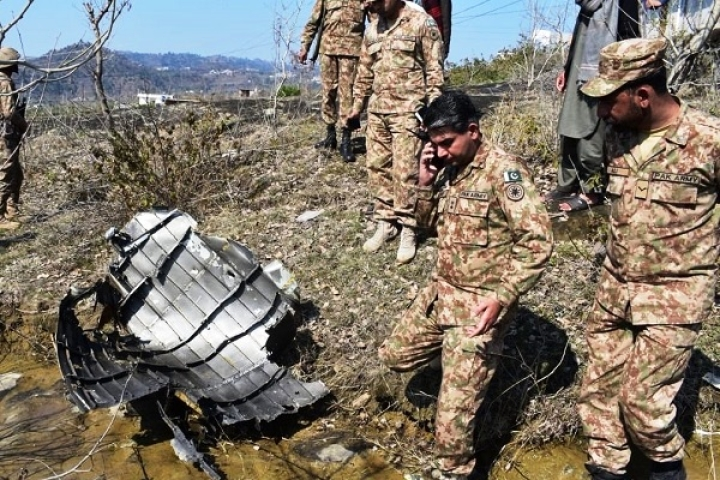 Wreckage Of PAF's F-16 Shot Down By Indian MiG 21 During Pakistan's Failed Raid, Found: Reports
