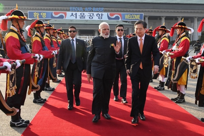PM Modi Launches India-South Korea Start Up Hub, Grand Challenge With USD 50,000 For Winners