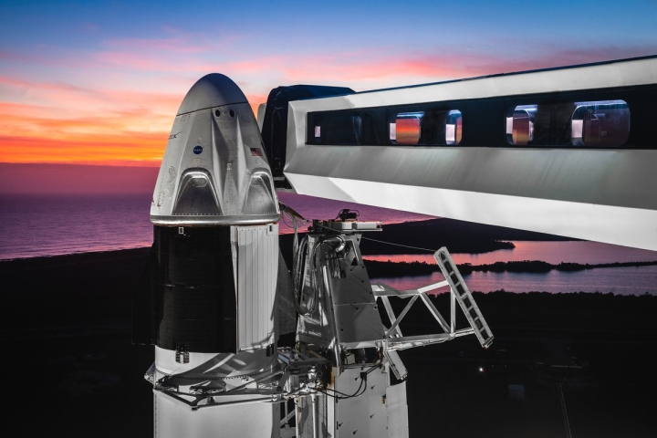 Mission Astro-Not: NASA, SpaceX Target March Launch For Test Of New Capsule Towards ISS, Without Human Beings