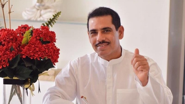 Robert Vadra Complains Of Back Pain, Admitted To Noida Hospital Amidst ED Probe In Money Laundering Case