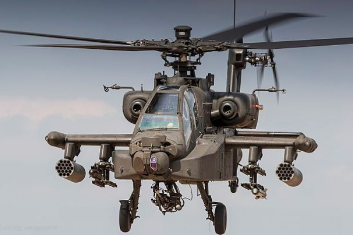Indian Air Force To be Delivered First Four Apache Helicopters On 27 July; Hindon Air Base To Be Temporary Abode