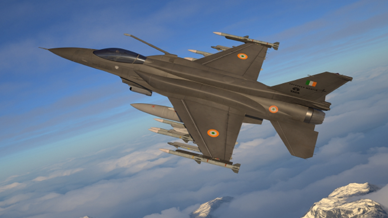 Lockheed Martin Again Woos Indian Air Force, Promises That F-21 Won't Be Sold To Any Other Nation
