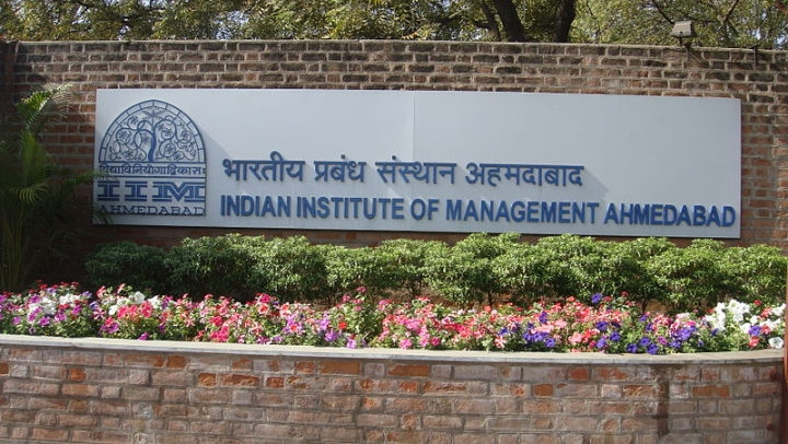 IIM Ahmedabad To Start Accepting GRE Scores For Its E-PGP Program From 2019 Academic Session