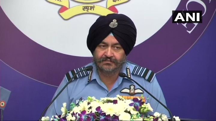 All Set To Deliver Fitting Response To Pulwama, Says Indian Air Force Chief BS Dhanoa