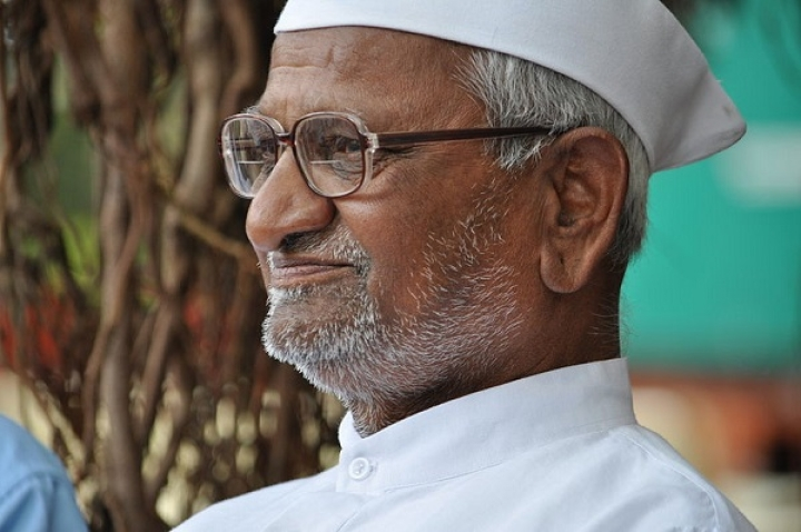 Delusions Of Grandeur? Anna Hazare Claims BJP Is In Power Because Of His Lokpal Agitation